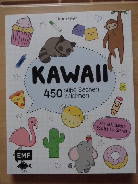 Angela Nguyen Kawaii 450 Süße Sachen Zeichnen Alle Anleitungen